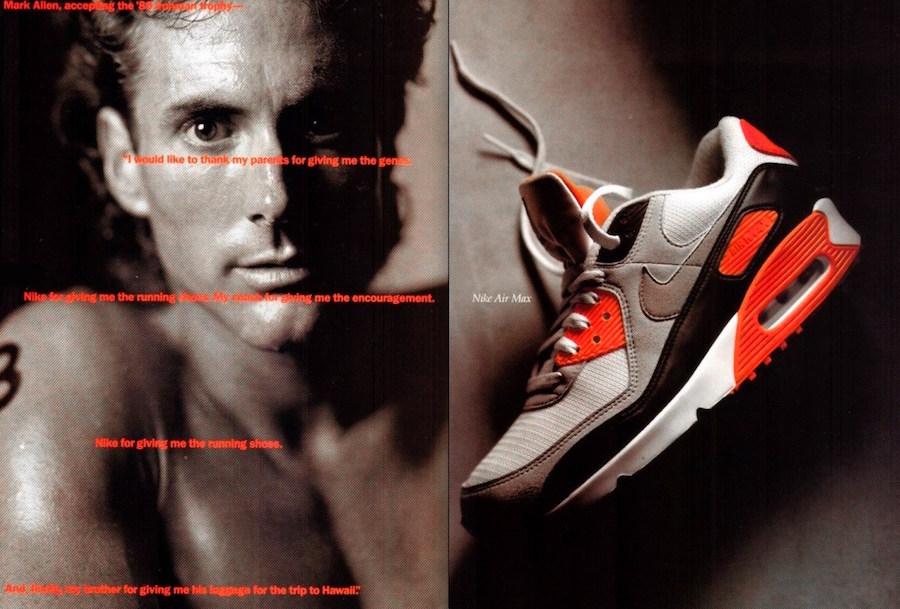 ナイキ エア マックス 90 インフラレッド Nike Air Max 90 Infrared CT1685-100 original image