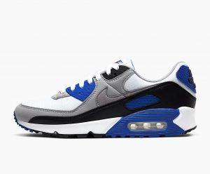 Nike『 エアマックス90 (Royal Blue)』