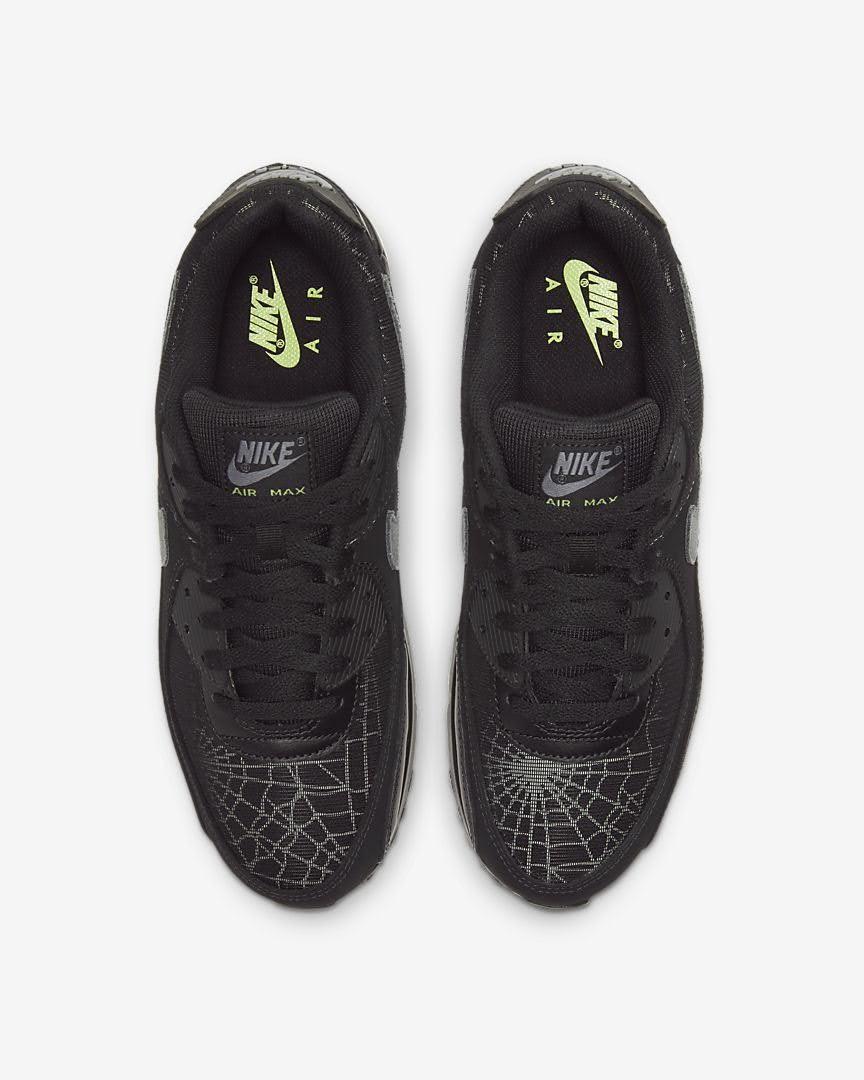 ナイキ エア マックス 90 スパイダー ウェブ Nike-Air-Max-90-spider-Web-top