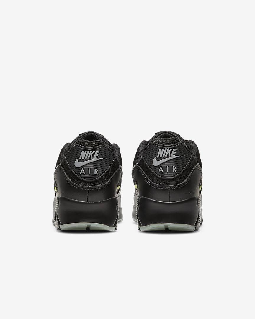 ナイキ エア マックス 90 スパイダー ウェブ Nike-Air-Max-90-spider-Web-heel