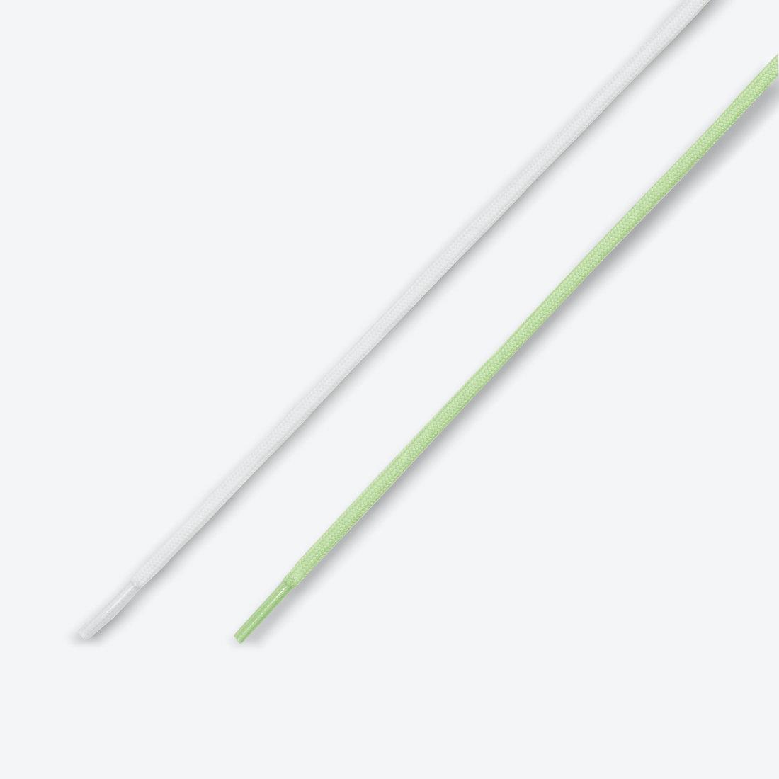ナイキ エア マックス 95 クラシック グリーン Nike Air Max 95 NRG White Classic Green Electric Green CU5517-100 shoelace