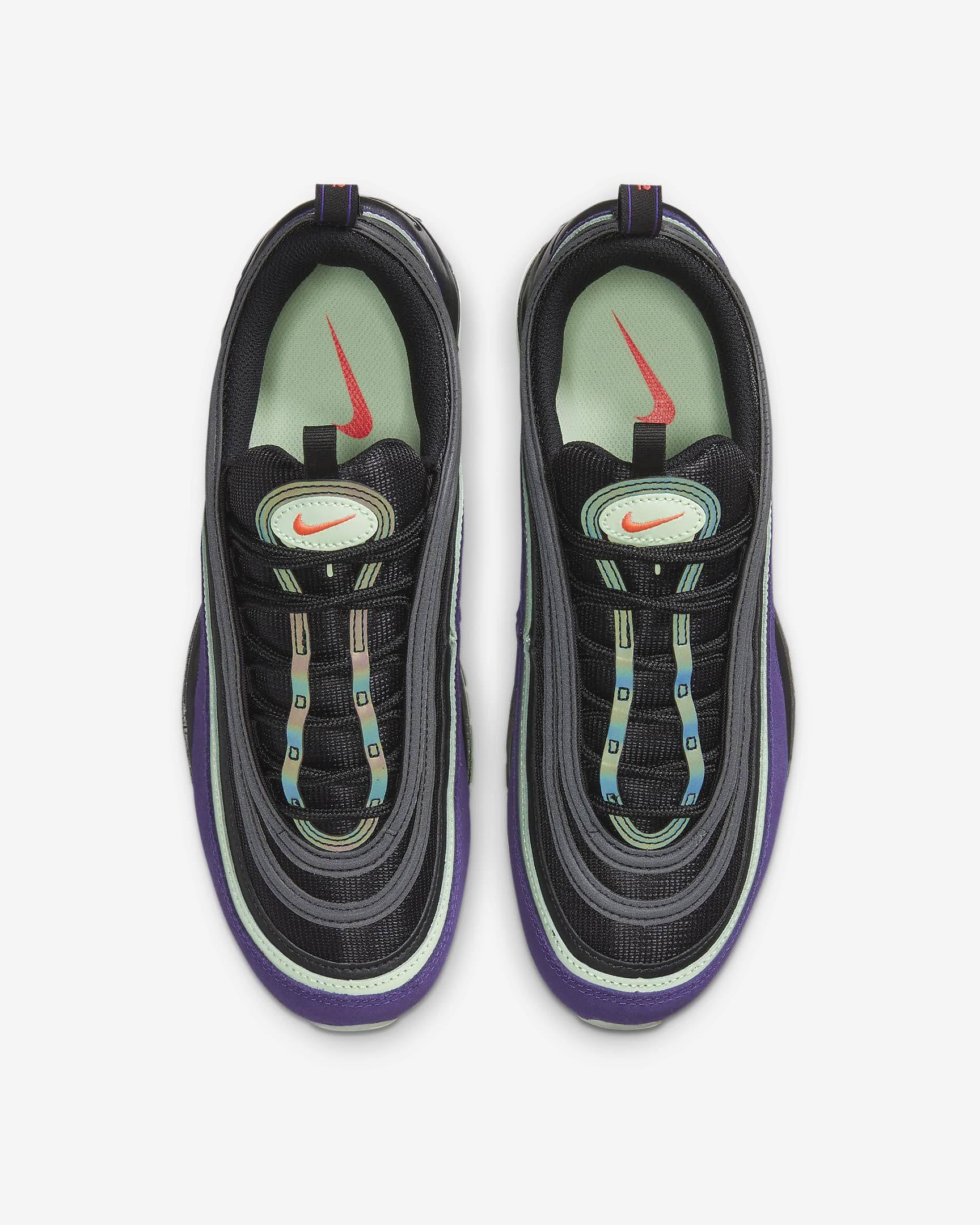ナイキ エア マックス 97 ハロウィーン Nike-Air-Max-97-Halloween-top