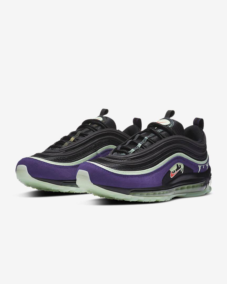 ナイキ エア マックス 97 ハロウィーン Nike-Air-Max-97-Halloween-pair