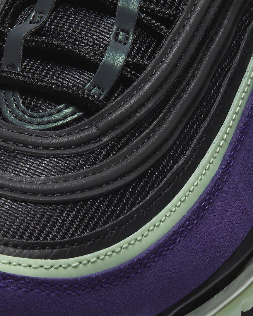 ナイキ エア マックス 97 ハロウィーン Nike-Air-Max-97-Halloween-detail