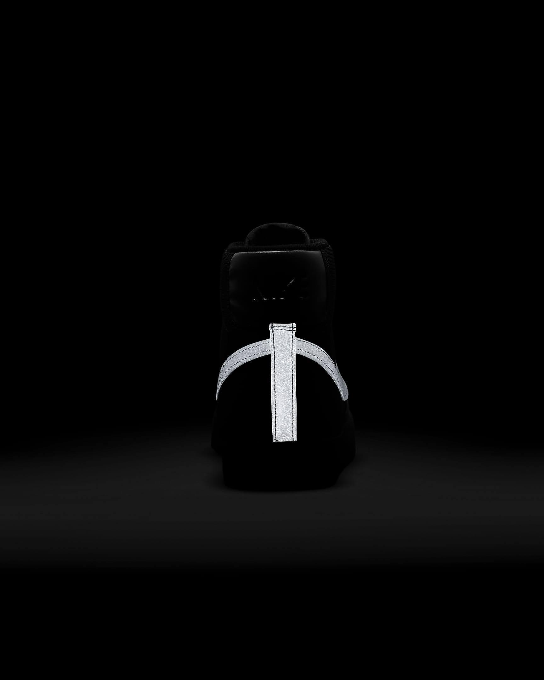 ナイキ ブレーザー ミッド スパイダー ウェブ Nike-Blazer-Mid-spider-Web-heel-glow-heel