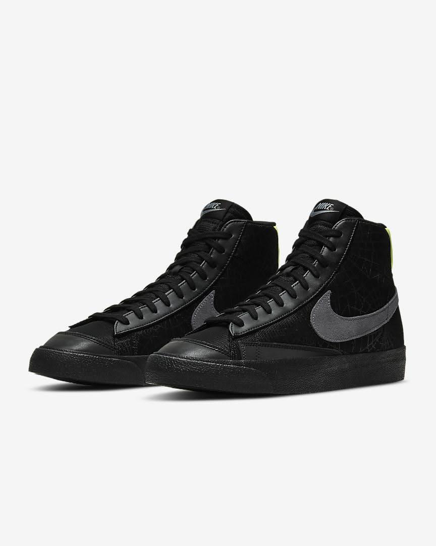 ナイキ ブレーザー ミッド スパイダー ウェブ Nike-Blazer-Mid-spider-Web-pair