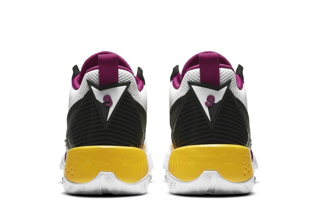ナイキ ジョーダン ズーム 92 ウィメンズ カクタス フラワー Nike Jordan Zoom 92 WMNS Cactus Flower CK9184-105 back