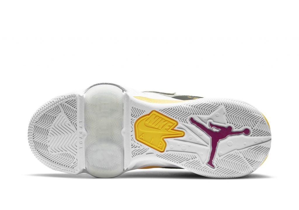 ナイキ ジョーダン ズーム 92 ウィメンズ カクタス フラワー Nike Jordan Zoom 92 WMNS Cactus Flower CK9184-105 sole