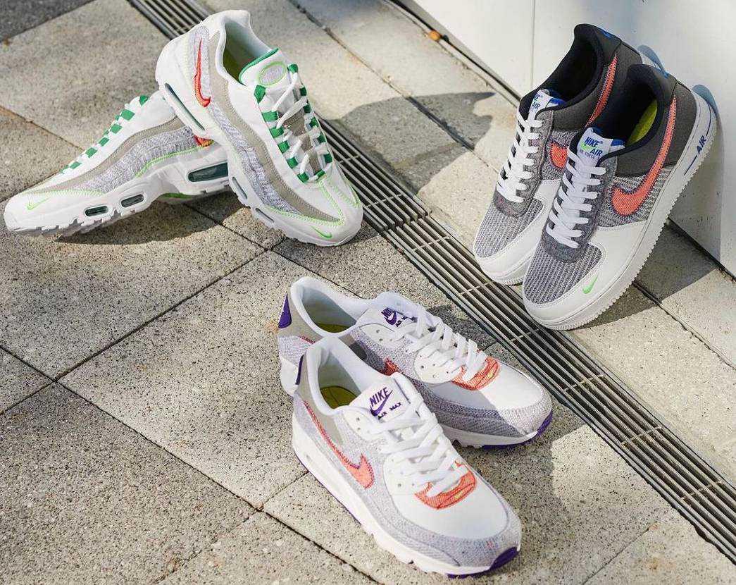ナイキ リサイクルド パック Nike Recycled Pack Air Max 1 Air Max 90 Air Max 95 Air Force 1