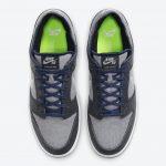 ナイキ SB ダンク ロー クレーター Nike-SB-Dunk-Low-Crater-CT2224-001-top