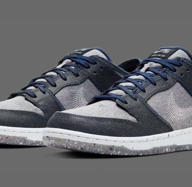 ナイキ SB ダンク ロー クレーター Nike-SB-Dunk-Low-Crater-CT2224-001-pair main