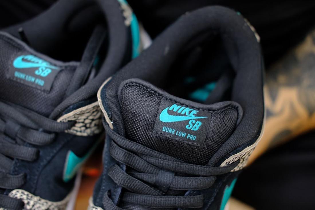 ナイキ SB ダンク ロー アトモス エレファント Nike-SB-Dunk-Low-Elephant-BQ6817-009-tongue