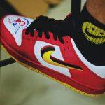 ナイキ SB ダンク ロー プロ ベトナム 25周年 アニバーサリー Nike-SB-Dunk-Low-Vietnam-25th-Anniversary-309242-307-side-with-sox