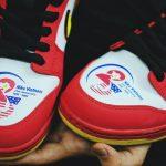 ナイキ SB ダンク ロー プロ ベトナム 25周年 アニバーサリー Nike-SB-Dunk-Low-Vietnam-25th-Anniversary-309242-307-toe-logo