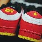 ナイキ SB ダンク ロー プロ ベトナム 25周年 アニバーサリー Nike-SB-Dunk-Low-Vietnam-25th-Anniversary-309242-307-heel-logo