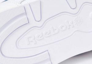 パレス スケートボード × リーボック クラシック レザー ポンプ / ホワイト Palace-Winter-Reebok-pump-white-sole-closeup