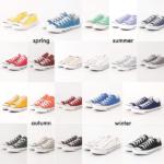 【イエベ・ブルベ別スニーカー特集】パーソナルカラー毎に選ぶお洒落スニーカーおすすめ:Personal Color_Sneakers_for_Women