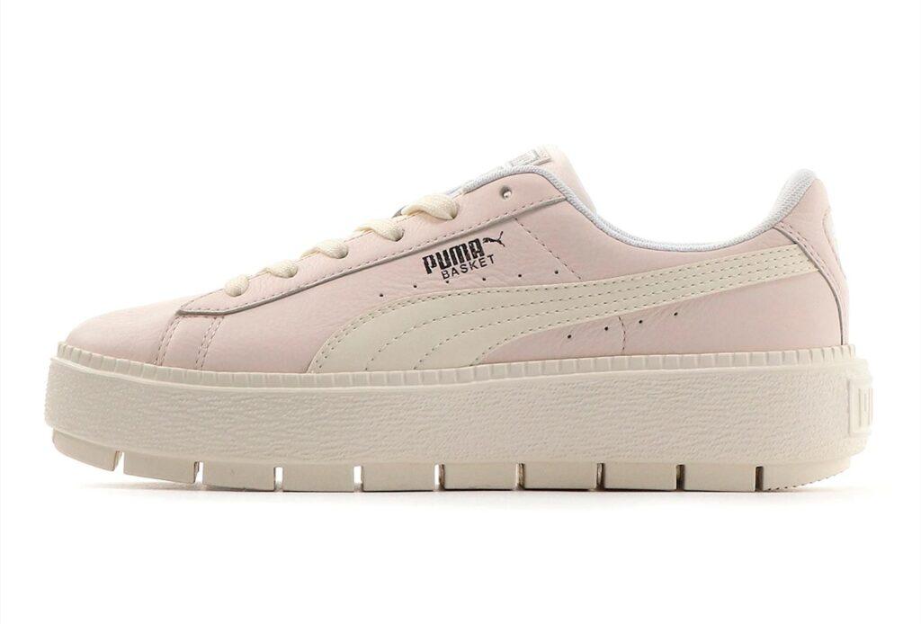 プーマ プラットフォーム ウィメンズ スニーカー ピンク Puma Platform WMNS Sneaker Pink