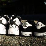 リーボック ヨシオクボ コラボ クラブ C 85 インスタポンプフューリー スニーカー Reebok × yoshiokubo Club C 85 Instapump Fury sneaker product back