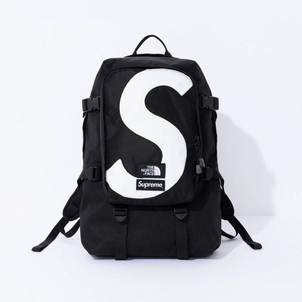 シュプリーム ザ・ノースフェイス コラボ 2020年 秋冬 新作 Supreme 2020fw week 10 The North Face S Logo Expedition Backpack black