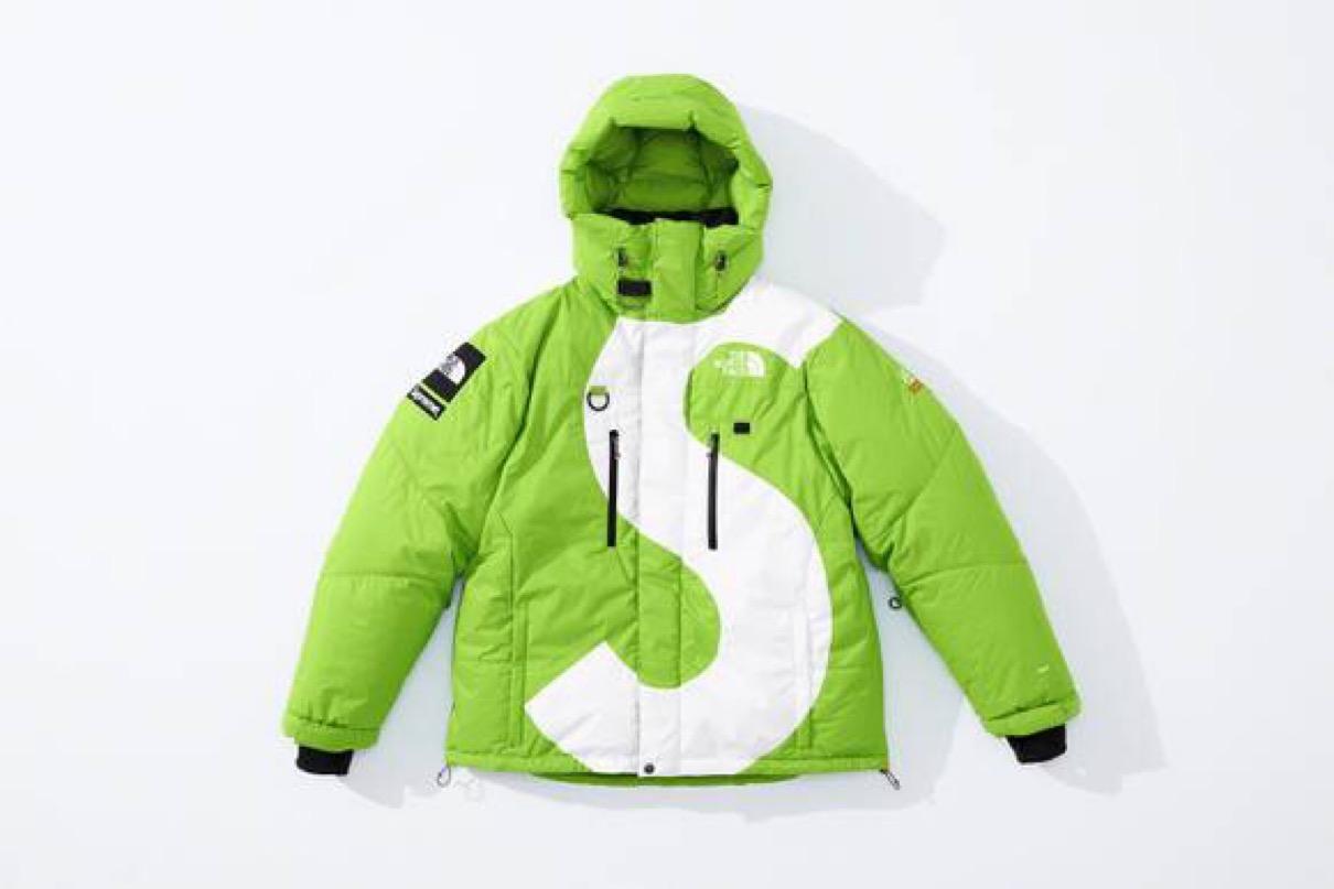 シュプリーム ザ・ノースフェイス コラボ 2020年 秋冬 新作 Supreme 2020fw week 10 The North Face S Logo Himalayan Parka green