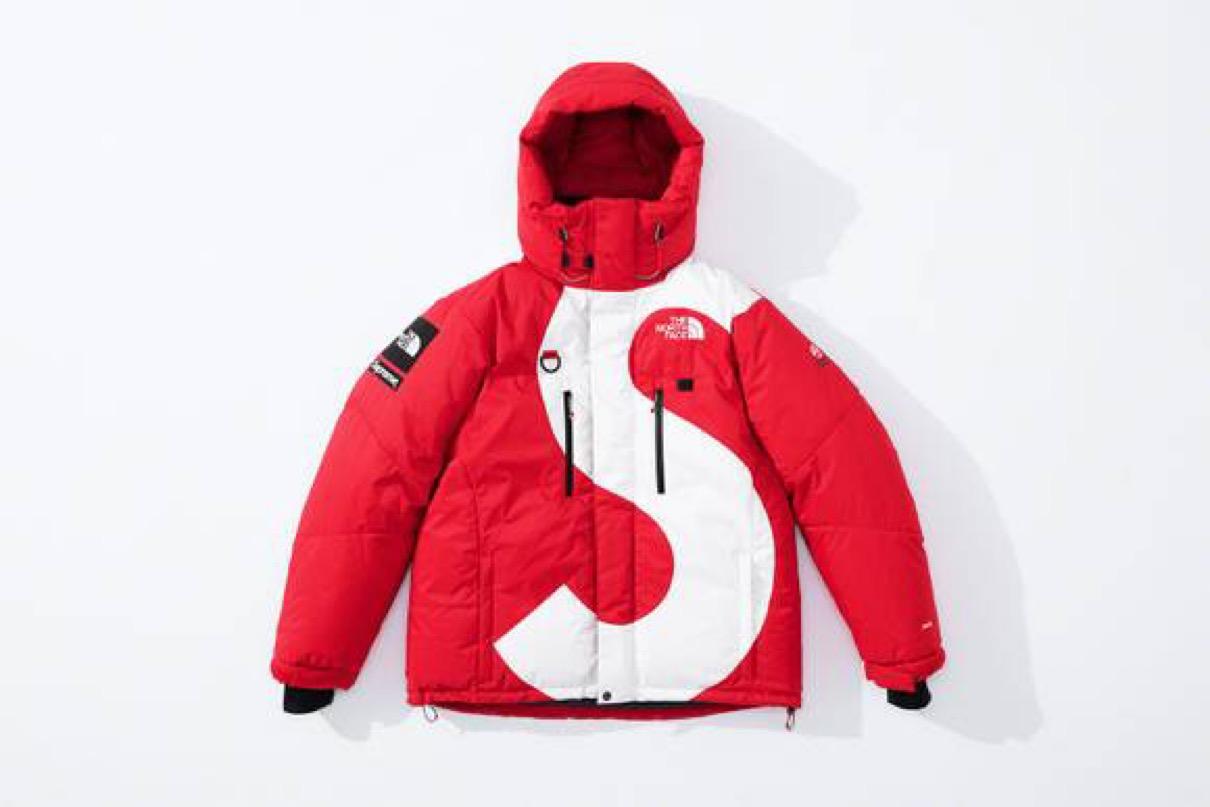 シュプリーム ザ・ノースフェイス コラボ 2020年 秋冬 新作 Supreme 2020fw week 10 The North Face S Logo Himalayan Parka red