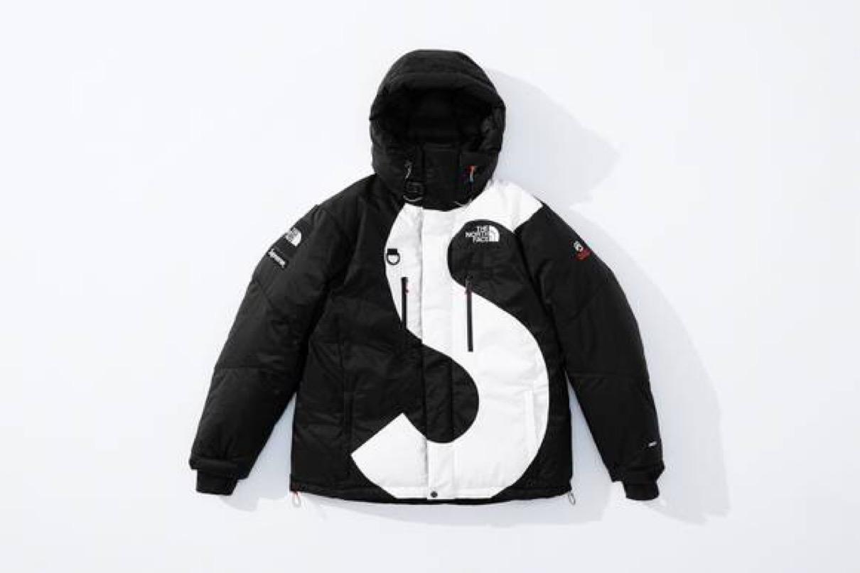 シュプリーム ザ・ノースフェイス コラボ 2020年 秋冬 新作 Supreme 2020fw week 10 The North Face S Logo Himalayan Parka black