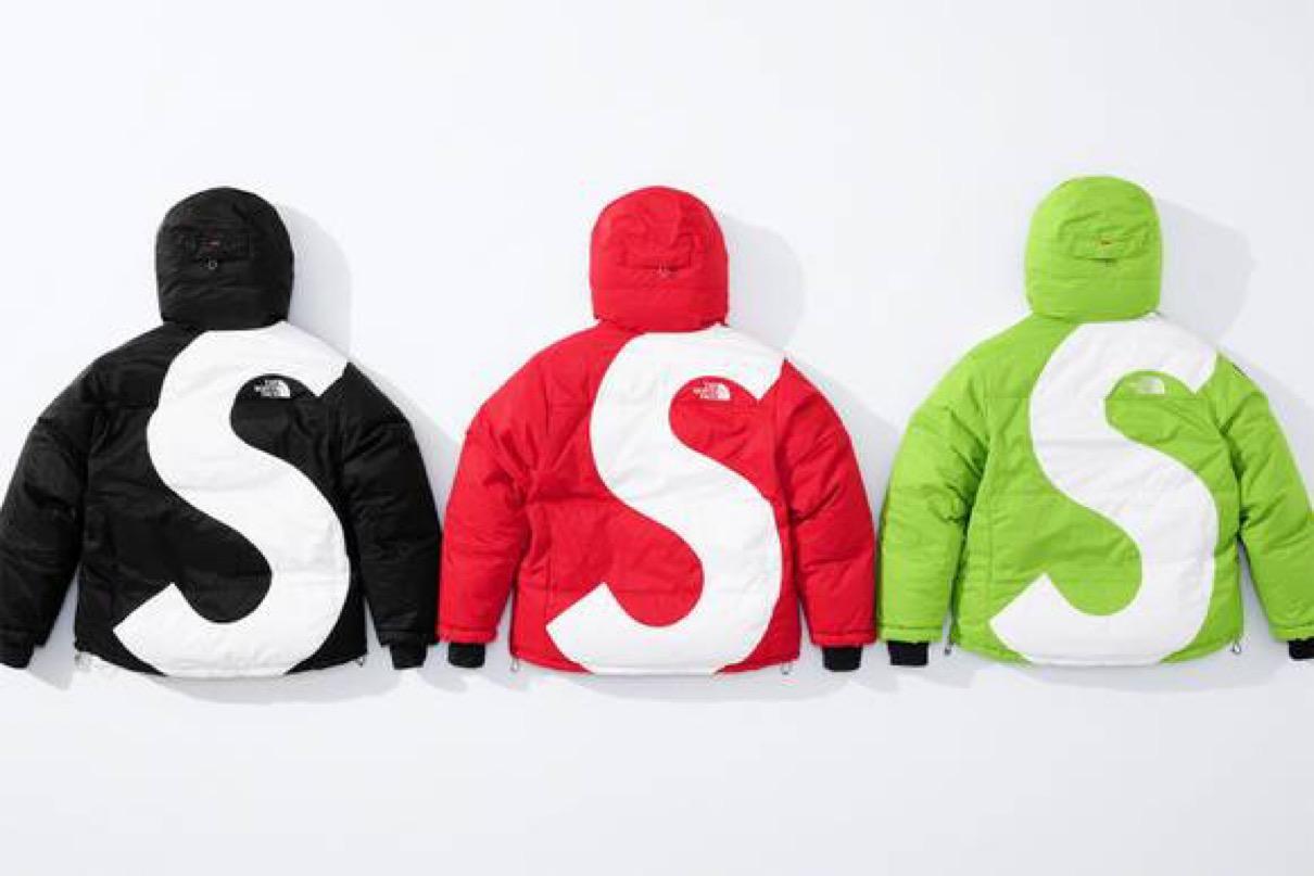 シュプリーム ザ・ノースフェイス コラボ 2020年 秋冬 新作 Supreme 2020fw week 10 The North Face S Logo Himalayan Parka 3 colors back