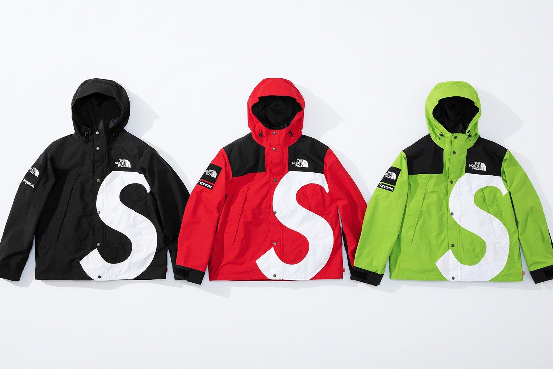 シュプリーム ザ・ノースフェイス コラボ 2020年 秋冬 新作 Supreme 2020fw week 10 The North Face S Logo Mountain Jacket 3 colors