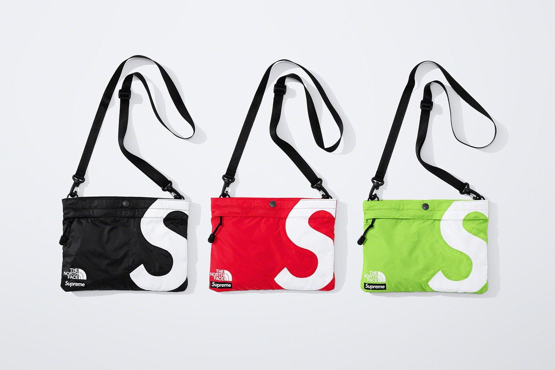 シュプリーム ザ・ノースフェイス コラボ 2020年 秋冬 新作 Supreme 2020fw week 10 The North Face S Logo Shoulder Bag 3 colors