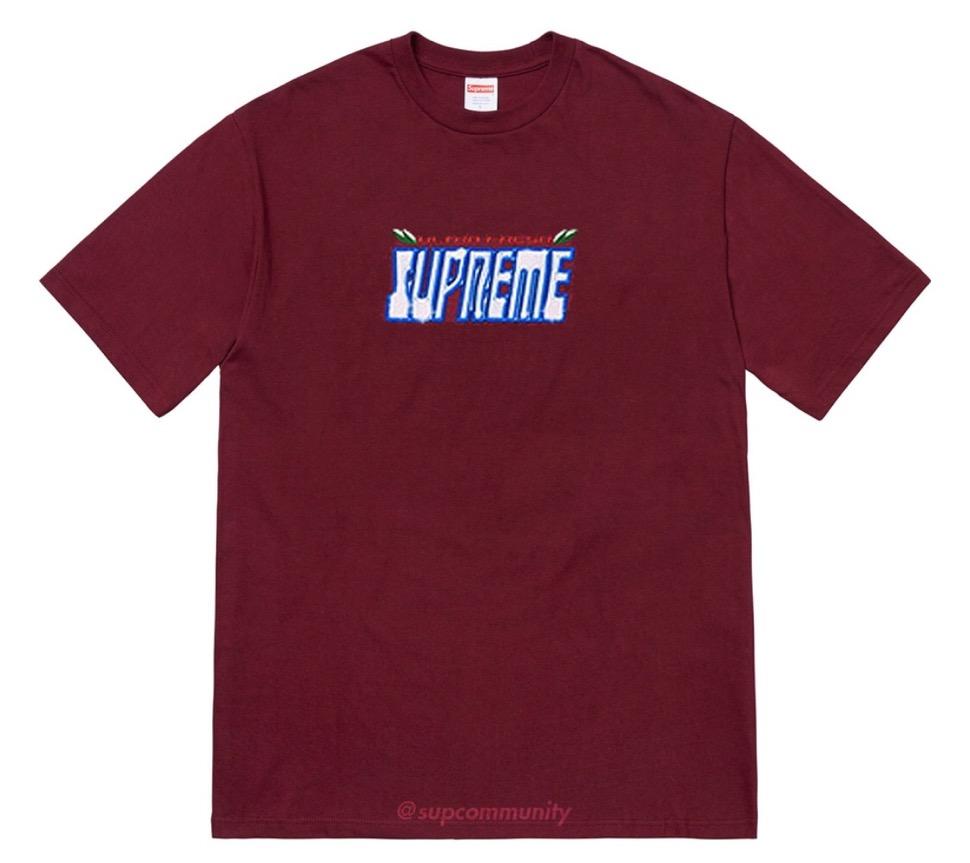 シュプリーム 2020年 秋冬 ウルトラ フレッシュ Tシャツ Supreme 2020fw week7 Ultra Fresh Tee