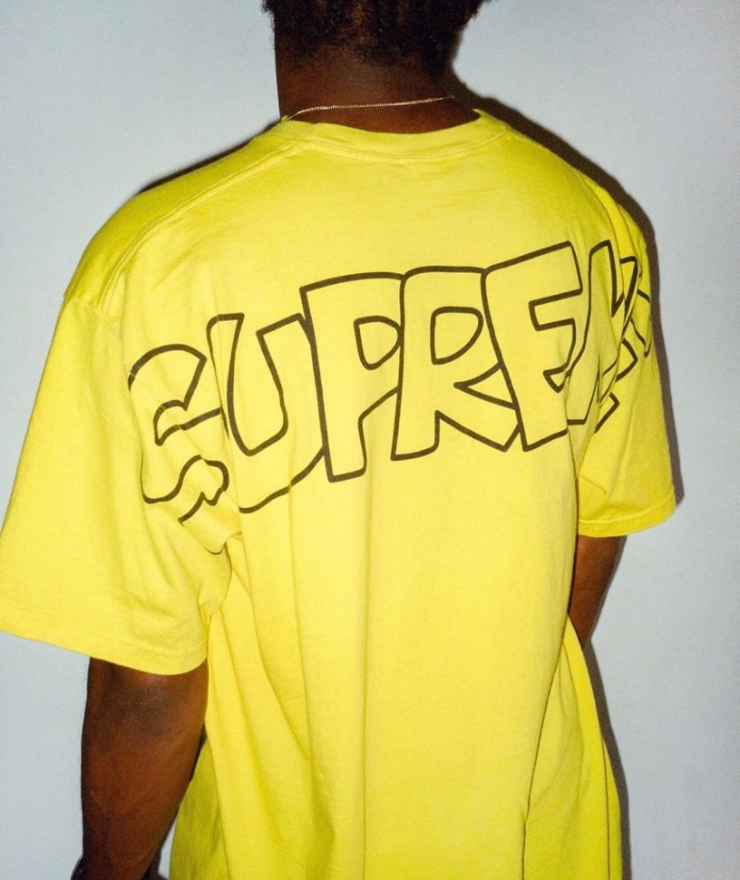 Supreme 2020fw week7 lookbook シュプリーム 2020年 新作 ウィーク7 Tシャツ