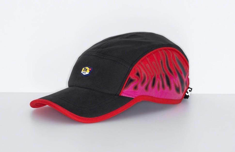 シュプリーム 最新 新作 ナイキ コラボ スニーカー Supreme Nike 2020fw week8 cap hat black
