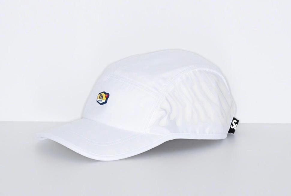 シュプリーム 最新 新作 ナイキ コラボ スニーカー Supreme Nike 2020fw week8 cap hat white