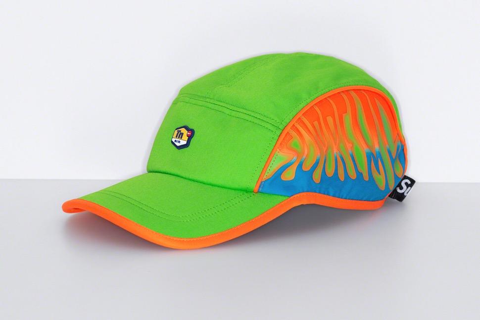 シュプリーム 最新 新作 ナイキ コラボ スニーカー Supreme Nike 2020fw week8 cap hat green