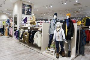 ワークマン女子 店舗 1号店 横浜 デザイン 内装 Workman Joshi shop info floor design おすすめ メンズ