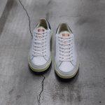adidas Consortium Rod Laver Leather Pack 4 colors アディダス コンソーシアム ロッド レイバー レザー パック smooth heel