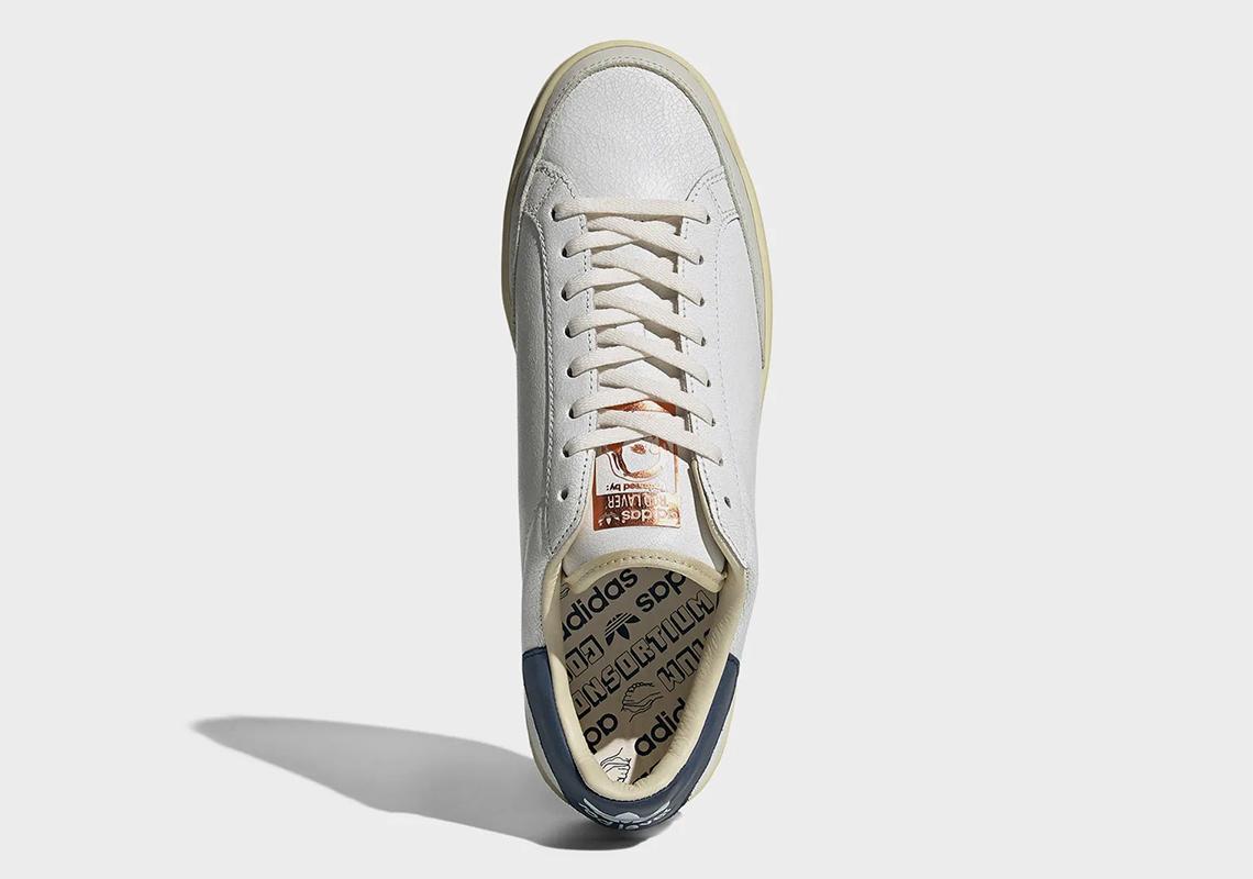 アディダス ロッド レイバー adidas-rod-laver-cracked-leather-FY4494-top