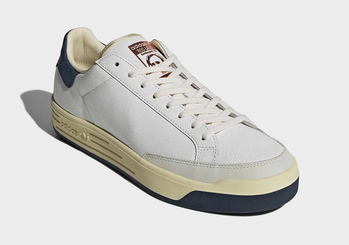アディダス ロッド レイバー adidas-rod-laver-cracked-leather-FY4494-view