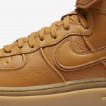 ナイキ エアフォースワン ゴアテックス ブーツ nike-air-force-1-high-gore-tex-boot-anthracite-soleエアフォースワン ゴアテックス ブーツ air-force-1-high-gore-tex-boot-wheat-logo-closeup