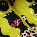 アトモス リーボック コラボ インスタポンプ フューリー シトロン アニマル atmos x Reebok Instapump Fury Citron Animal @atmos_tokyo close tan