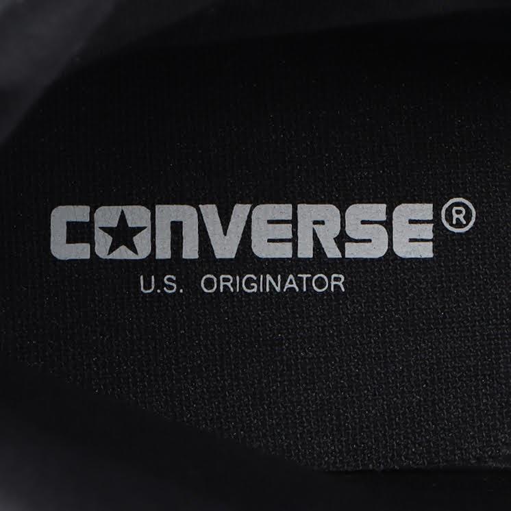 コンバース チャックテイラー オールスター US KNEE-HI ブラックモノクローム convers-chucktaylor-allstar-us-knee-hi-31303251-insole