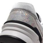 ニューバランス CW997HCF シルバー New Balance-silver-heel-closeup