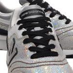 ニューバランス CW997HCF シルバー New Balance-silver-shoelace