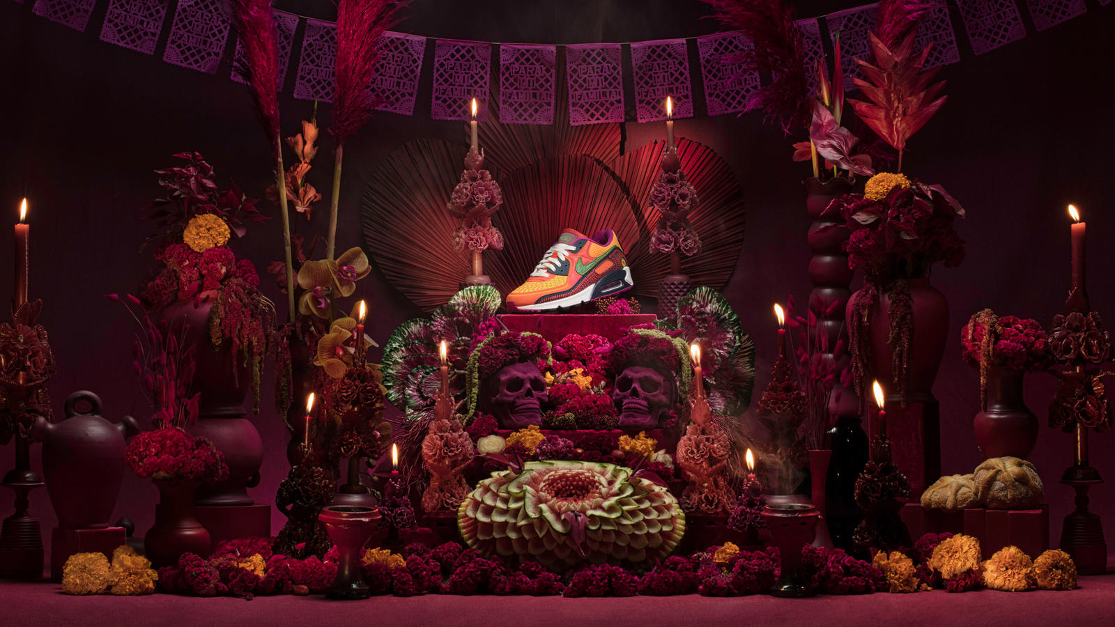 nike 2020 day of the dead collection ナイキ 死者の日 コレクション 2020年 air max 90