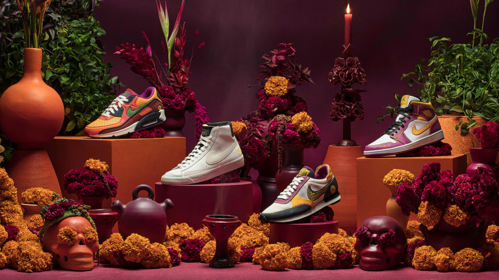 nike 2020 day of the dead collection ナイキ 死者の日 コレクション 2020年
