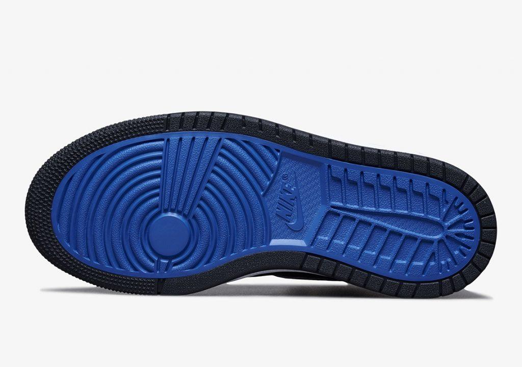 ナイキ エア ジョーダン ズーム コンフォート シスターフッド nike air jordan 1 zoom cmft hyper royal black white sisterhood CZ1360-401 sole
