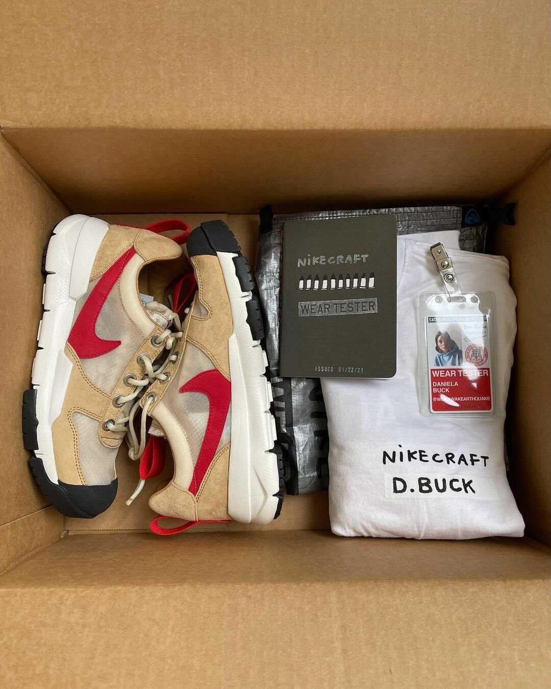 トム サックス ナイキ コラボ マーズ ヤード Tom Sachs x Nike Mars Yard 2.5 DA6701-200 detail