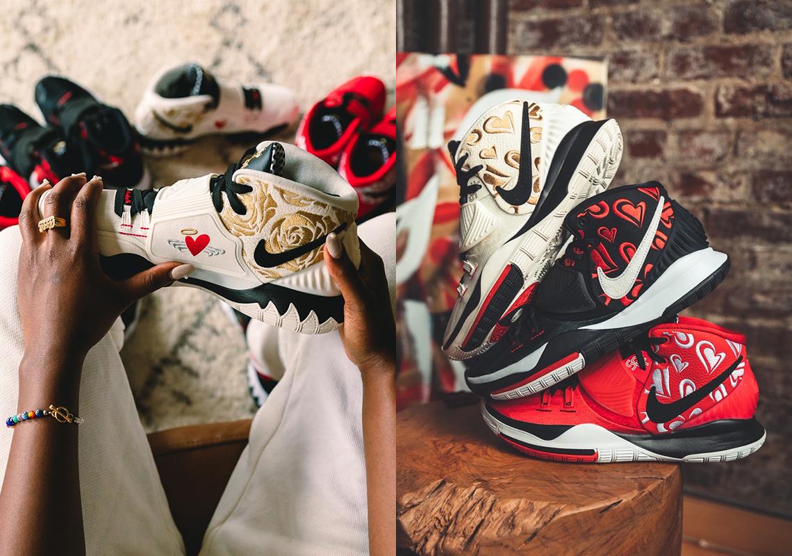 Sneaker Room Nike Kyrie 6 Mom スニーカー ルーム ナイキ コラボ 6 マム main 3 colors