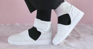 """WMNS Air Jordann """"Reimagined""""コレクション Nike-womens-air-jordan-1-lover-xx-1-reimagined-ao1528-100"""